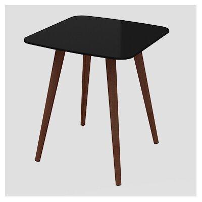 Ideaz International Artesano Lea End Table