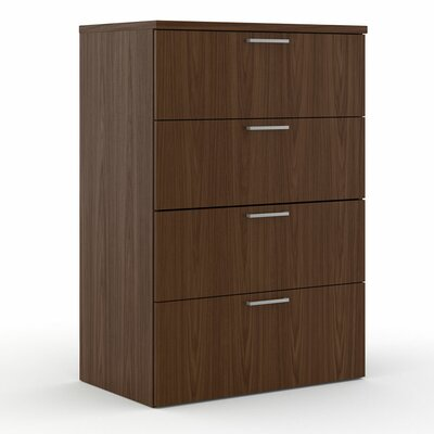Kimball Office Priority 4 Drawer Lateral File