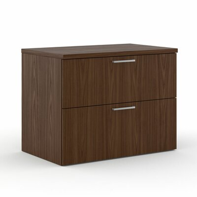 Kimball Office Priority 2 Drawer Lateral File