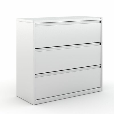 Kimball Office Fundamental 3 Drawer Lateral File