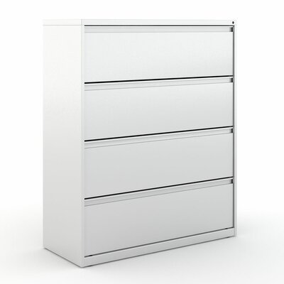Kimball Office Fundamental 4 Drawer La..