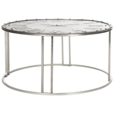 Safavieh Fox Roman Clock Coffee Table