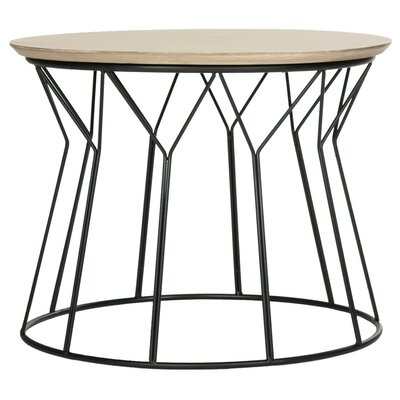 Bungalow Rose Ahrensville End Table