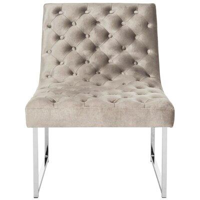 Safavieh Hadley Velvet Tufted Side Chair