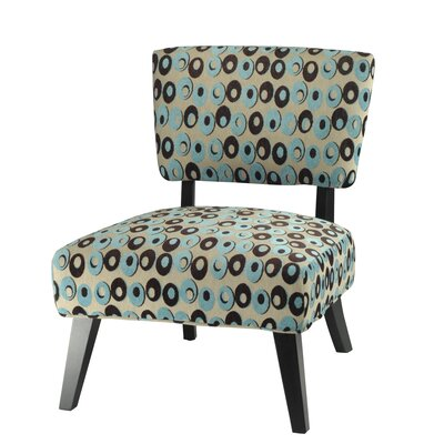 Safavieh Gavin Fabric Slipper Chair