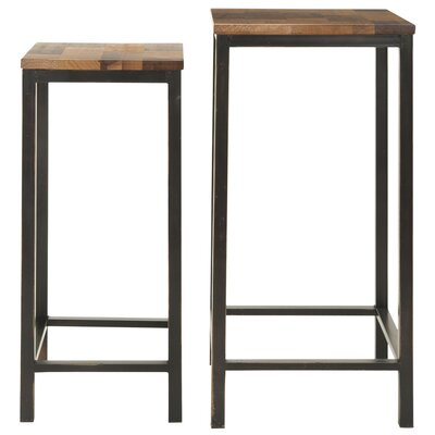 Safavieh Ivan 2 piece Nesting Tables Image