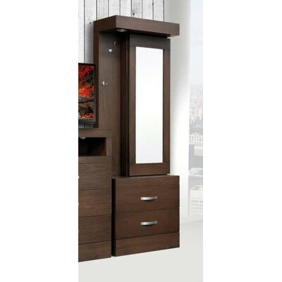 REZ Furniture Munich Vanity with Mirror