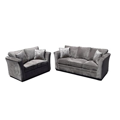 Gardena Sofa Gorden Sofa and Loveseat Set