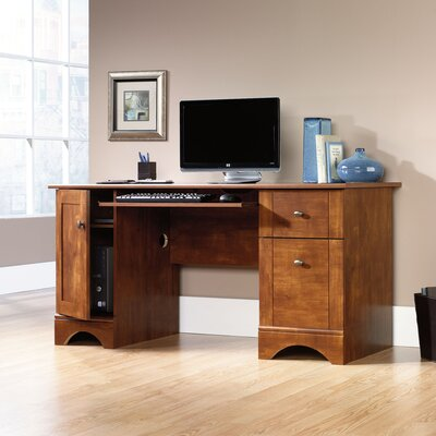 Sauder Computer Desk with 2 Storage Drawers