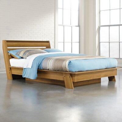 Sauder Queen Platform Bed & Reviews