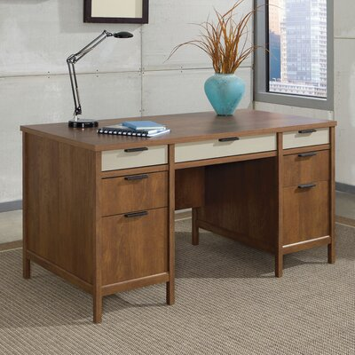 Sauder Kersley Executive Desk
