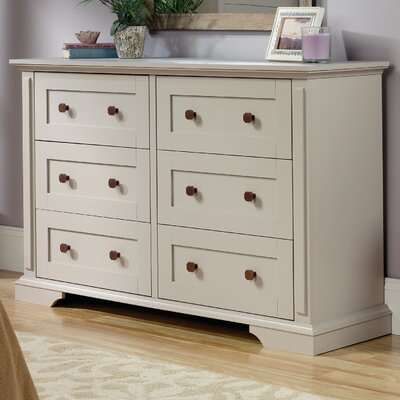 Laurel Foundry Modern Farmhouse Sebastien 6 Drawer Dresser