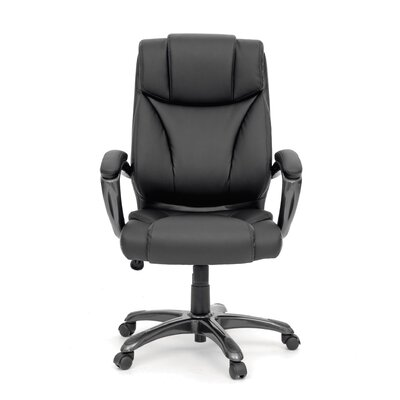 Sauder Leather Executive C..