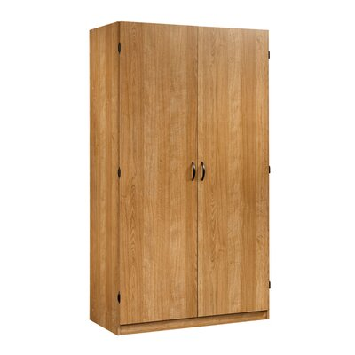 Latitude Run Francine Storage Cabinet/Wardrobe