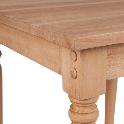 Three Posts Brentford Wood End Table