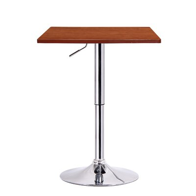 Boraam Industries Inc Luta Adjustable Height Pub Table