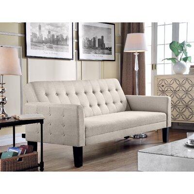 RoseveraHome Arianna Convertible Sleeper Sofa U0026 Reviews | Wayfair