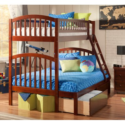 Atlantic Furniture Richland Twin over Ful..