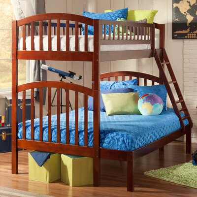 Atlantic Furniture Richland Twin over Full Bunk Bed