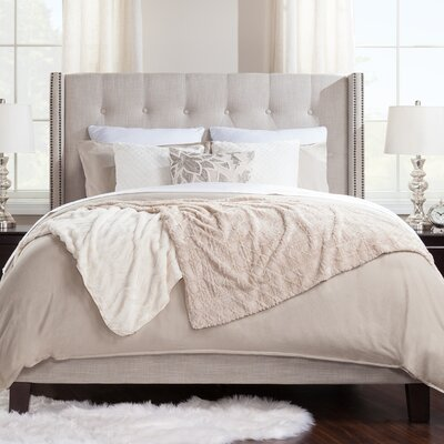 Darby Home Co Birchwood Queen Upholstered Panel Bed