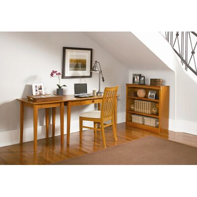 Andover Mills Crestwood 3-Piece Standard Desk Office Suite