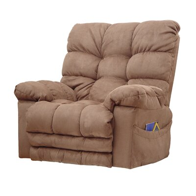 Catnapper magnum chaise recliner reviews wayfair for Catnapper cuddler chaise rocker recliner