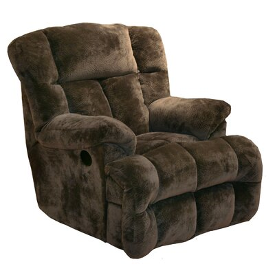 Catnapper General Chaise Wall Hugger Recliner