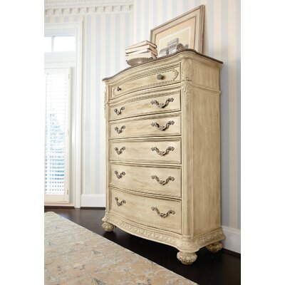 American Drew Jessica Mcclintock Boutique 6 Drawer Chest