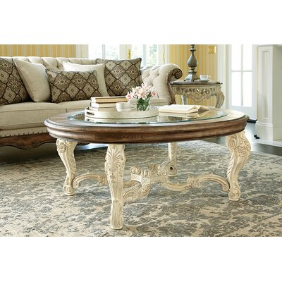 American Drew Jessica Mcclintock Boutique Coffee Table Set