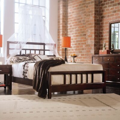American Drew Tribecca Panel Customizable Bedroom Set