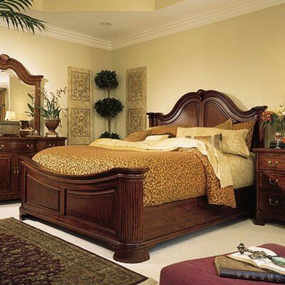 American Drew Cherry Grove Panel Bed