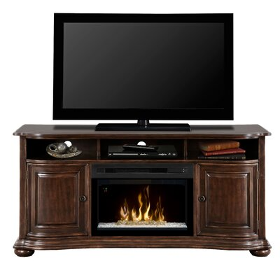 Dimplex Henderson TV Stand with Electric Firepl..