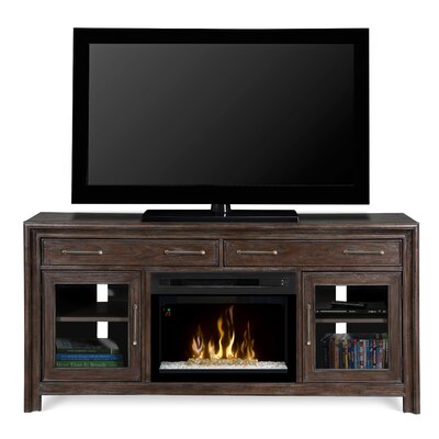 Dimplex Woolbrook TV Stand with Electric Fireplace