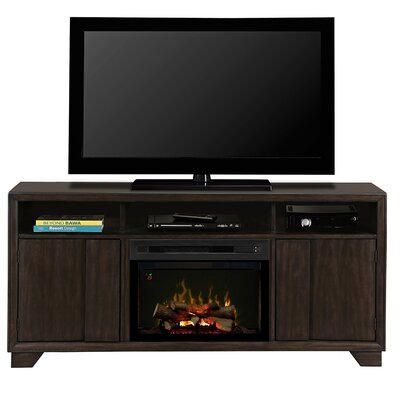 Dimplex Arkel TV Stand with Electric Fireplace