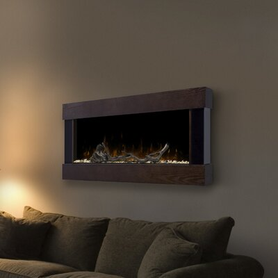 Dimplex Chalet Wall Mounted Electric Fireplace Reviews Wayfair