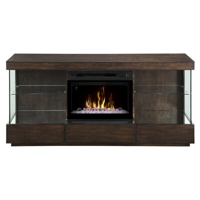 Dimplex Camilla TV Stand with Electric Fireplace