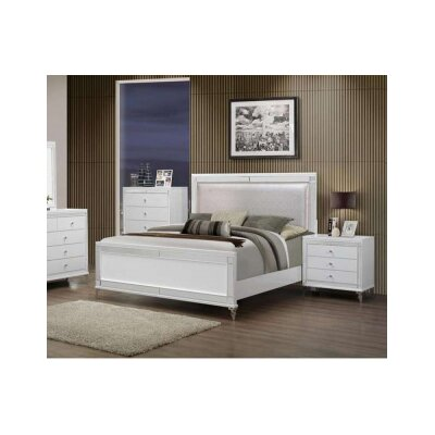Global furniture usa catalina panel customizable bedroom for Bedroom furniture usa