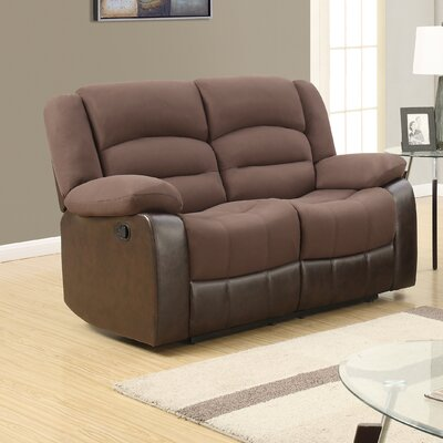 Red Barrel Studio Peddler Reclining Loveseat