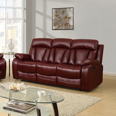 Wade Logan Terra Mar Reclining Sofa