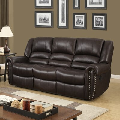 Three Posts Bromley Reclining Sofa