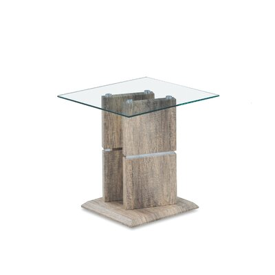 Mercury Row Titania End Table