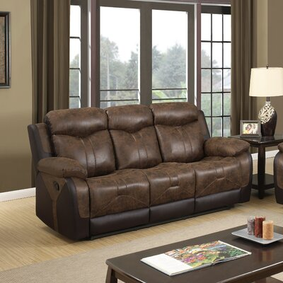 Global Furniture USA Reclining Sofa
