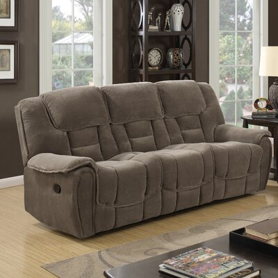 Global Furniture USA Lisa Reclining Sofa