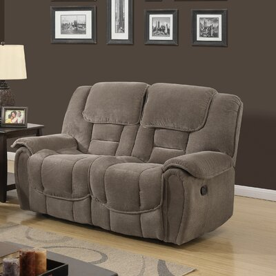 Global Furniture USA Lisa Reclining Loveseat