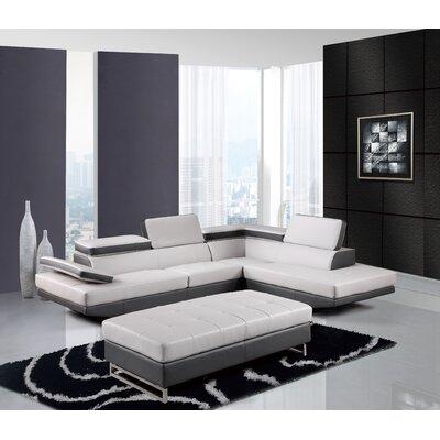 Global Furniture USA Natalie Sectional