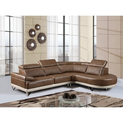 Global Furniture USA Sectional