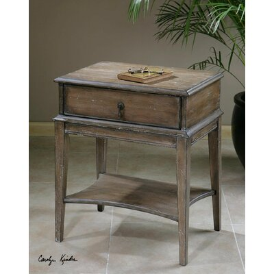 Uttermost Hanford End Table