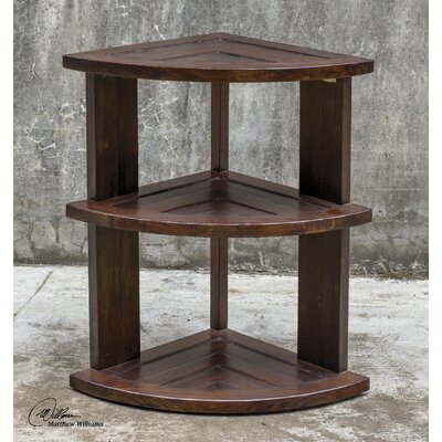 Uttermost Claro End Table