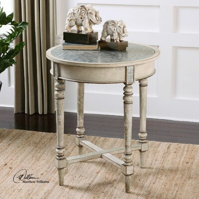 Uttermost Jinan End Table