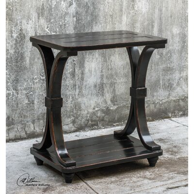 Uttermost Jomei End Table